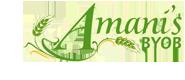 Amani's BYOB logo